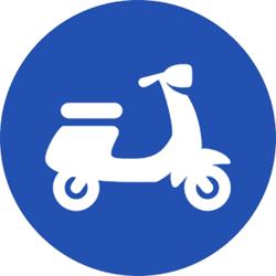 Haal je scooter rijbewijs snel bij Storm & Roxy